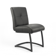 ASTRID CHAIR FREISWINGER BLACK